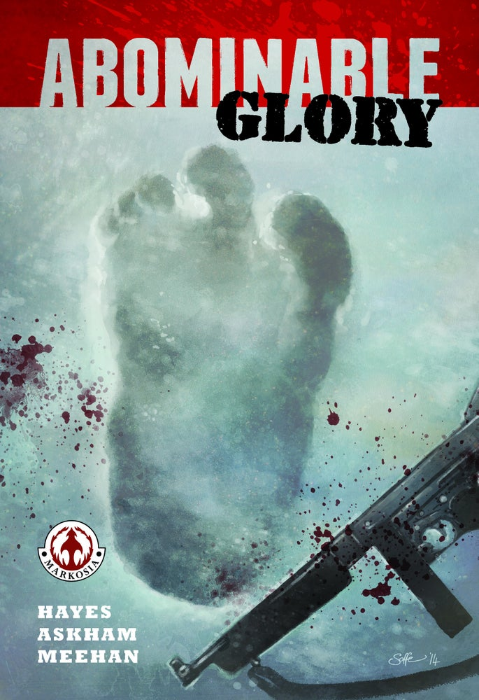 Image of Abominable Glory *signed*