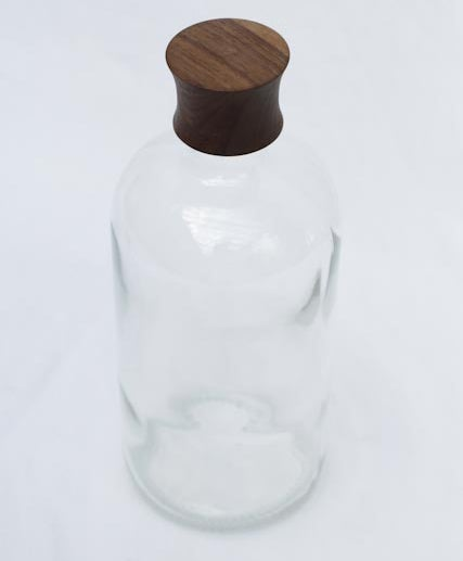 Image of Glass Bottle 32 oz.