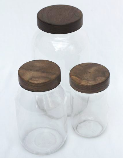 Image of Mason Jar Storage set