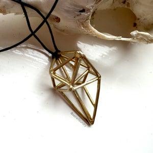Image of Geometric Pendant