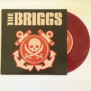 """Image of ***NEW*** Briggs Purple Color Vinyl 7"""""""