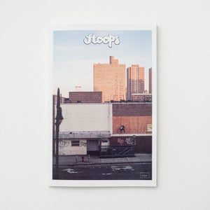 Image of stoops magazine - issue 01