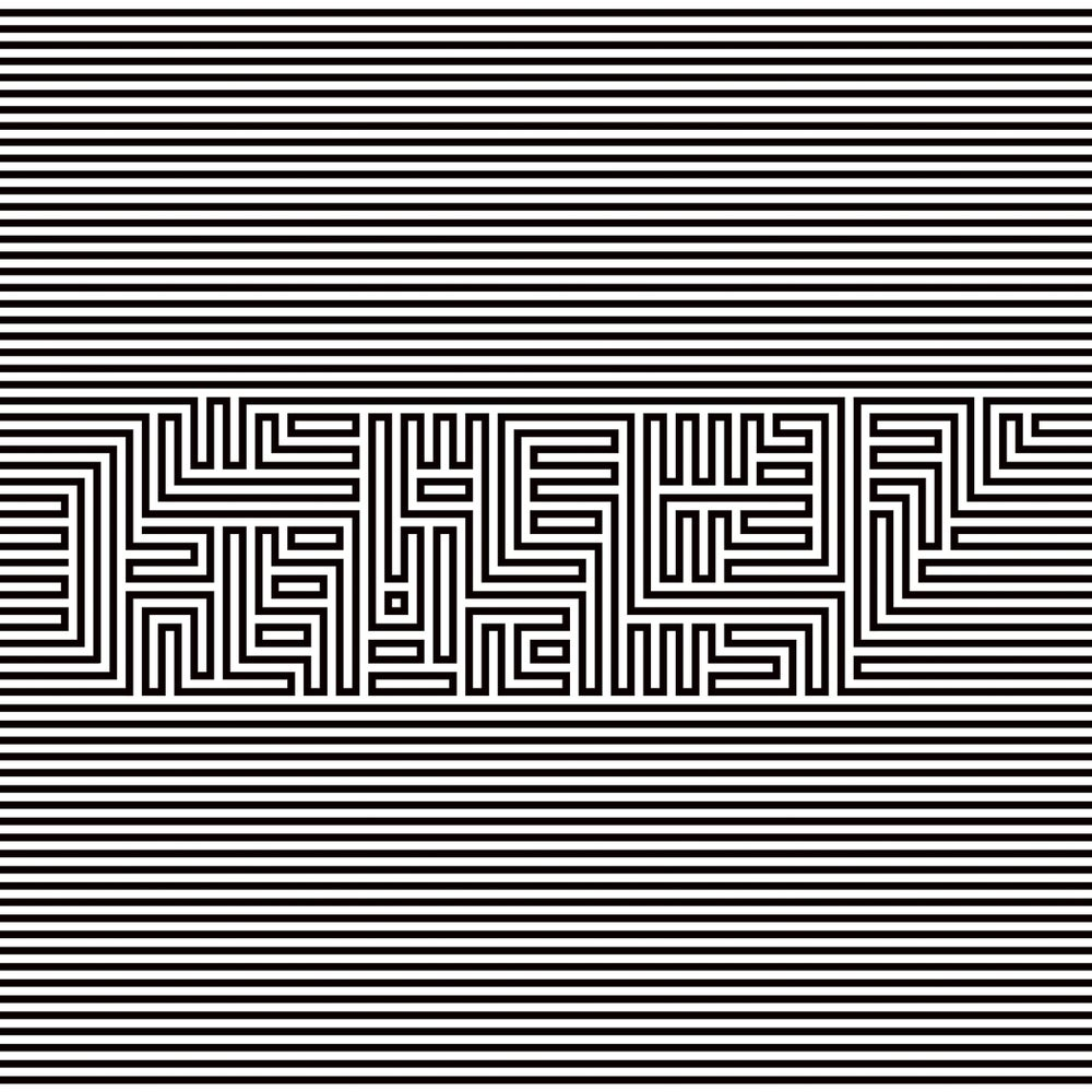 Image of Black + White • Art Print