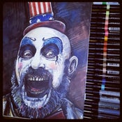 Image of Captain Spaulding - Original Markers