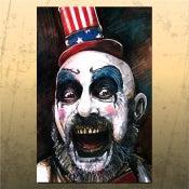 Image of Captain Spaulding - Art Print