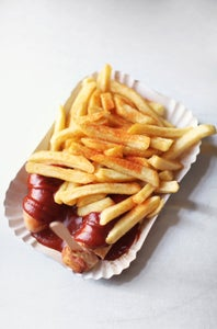 Image of Currywurst