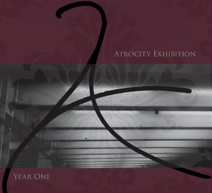 Image of Atrocity Exhibition 'Year One' CD compilation/sampler