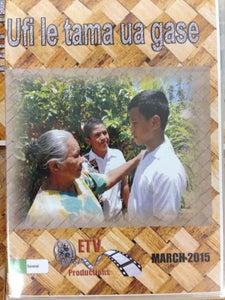 Image of UFI LE TAMA UA GASE DVD ( MOVIE )