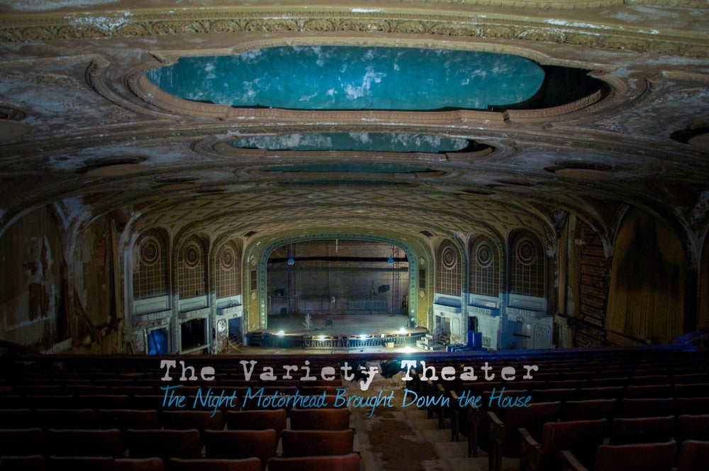 Image of The Variety Theater (eBook)