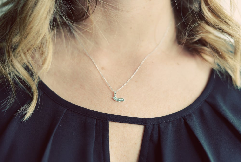 Image of State Pride Necklace