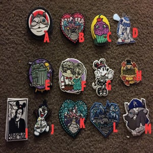 Image of PATCHES!