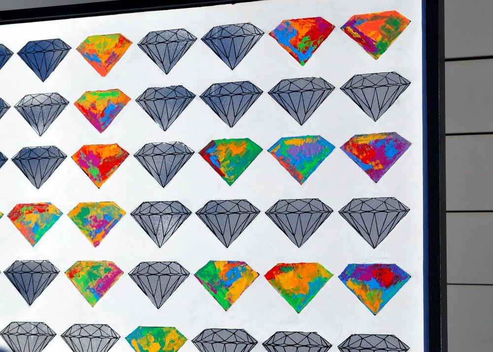 Image of 75 Diamonds / Shine On