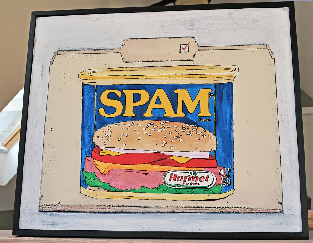 Image of Check Your Spam Folder