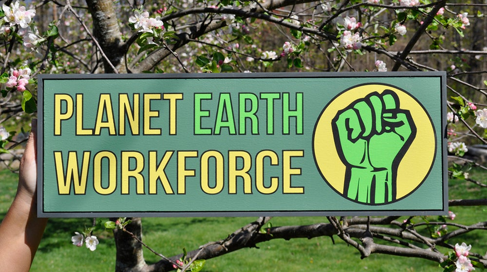 Image of Planet Earth Workforce
