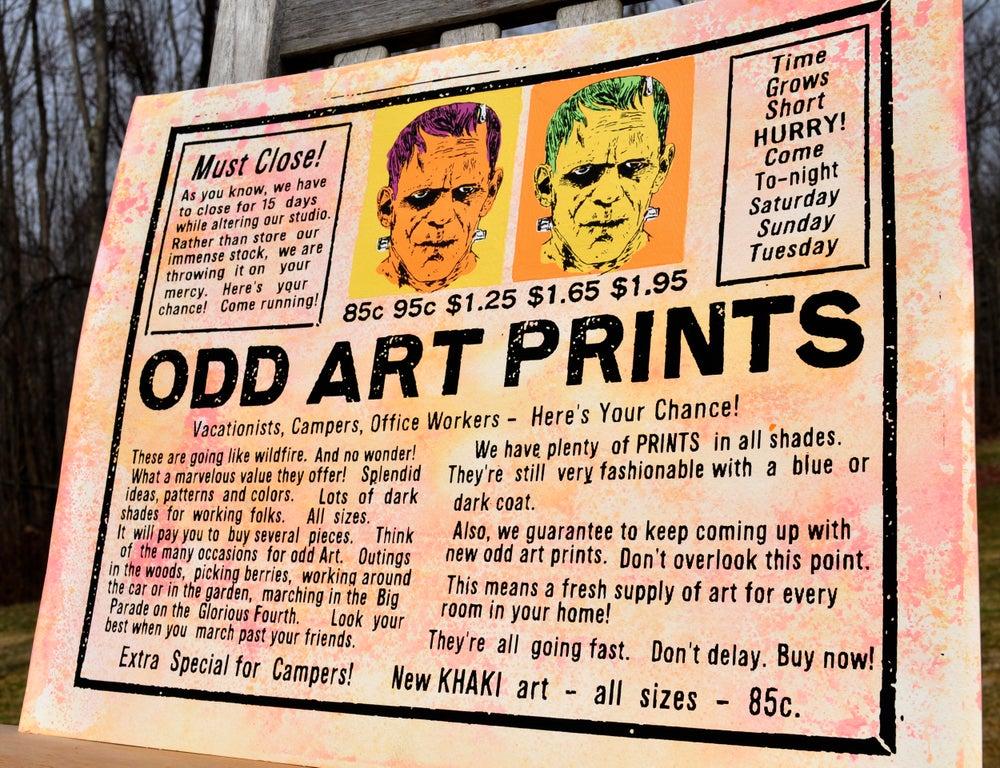 Image of Odd Art Prints
