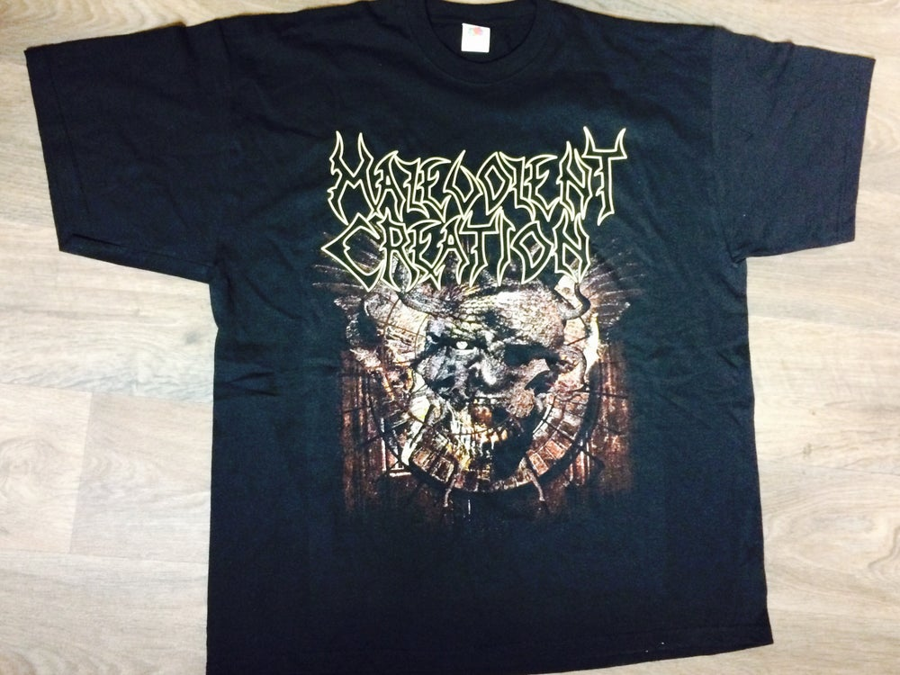 Image of MALEVOLENT CREATION - Sounds Of Extreme Tour 2012 T-Shirt