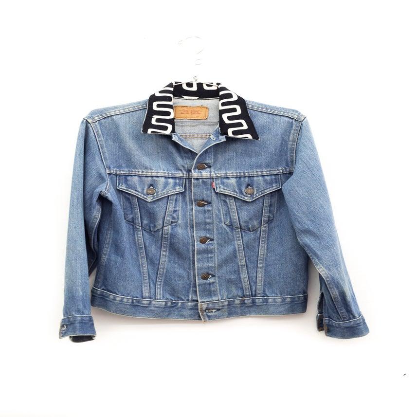 Image of Talia Denim Jacket