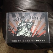 """Image of Watchfire """"The Triumph Of Death"""" 7"""""""