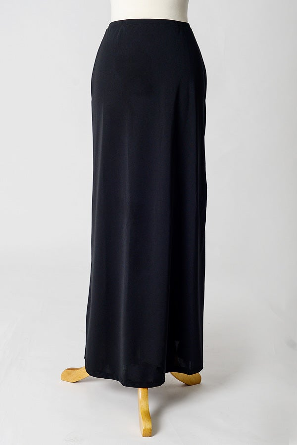 Image of Jersey A-line Skirt