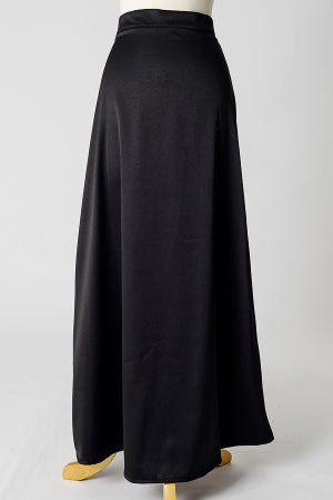 Image of Satin Ball Skirt