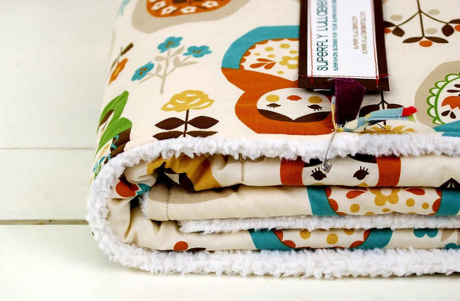 Image of The Modern-Matryoshka Blanket