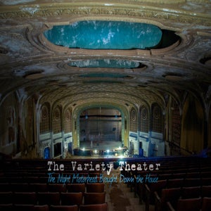 Image of The Variety Theater 'The Night Motorhead Brought Down the house' (2015)