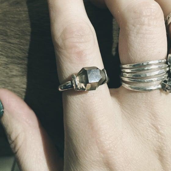 Image of Large Herkimer Ring