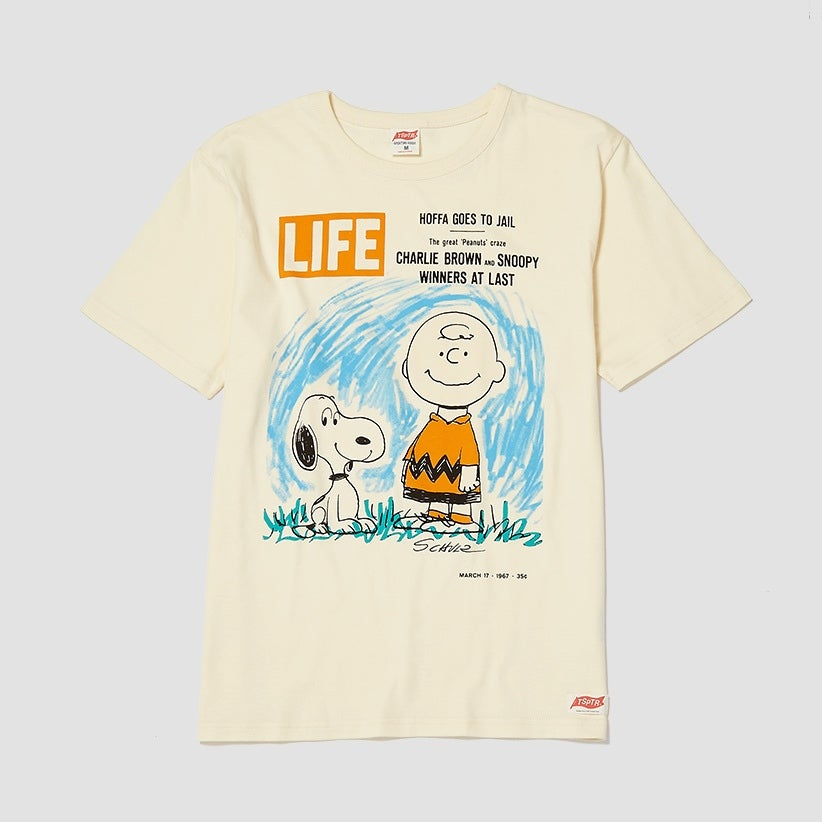 Image of TSPTR Life X Peanuts Vintage T-Shirt