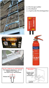 Image of Home Fire Safety Pack