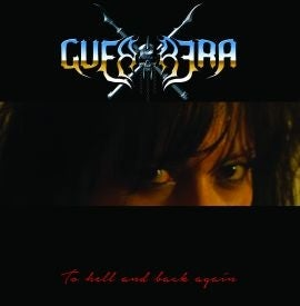 "Image of GUERRERA - ""To Hell And Back Again"" 7 Track black Vinyl MLP + Poster ltd. 4oo handnumbered copies"