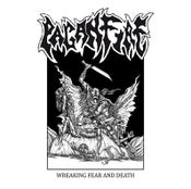 "Image of PAGANFIRE (Philippines) - ""Wreaking Fear And Death"" black Vinyl LP Lim. to 4oo copies"