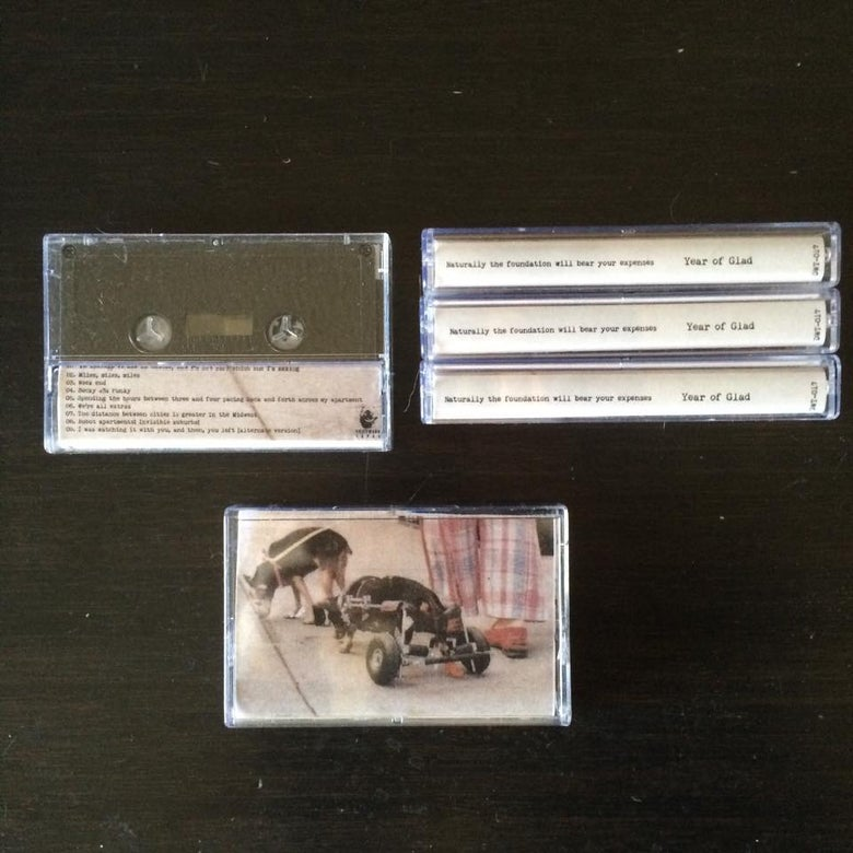 Image of Year of Glad cassette