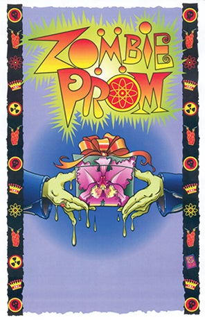 "Image of ""ZOMBIE PROM"" 1995"