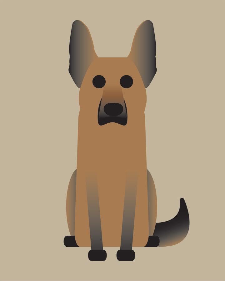 Image of German Shepherd Collection