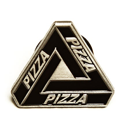 Image of Pizza Lapel Pin
