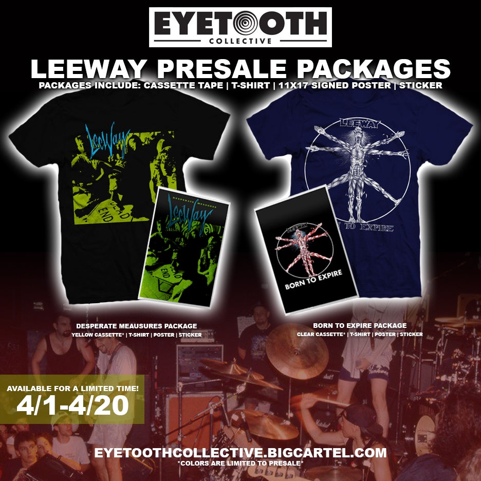 Leeway Presale Packages Eyetooth Collective