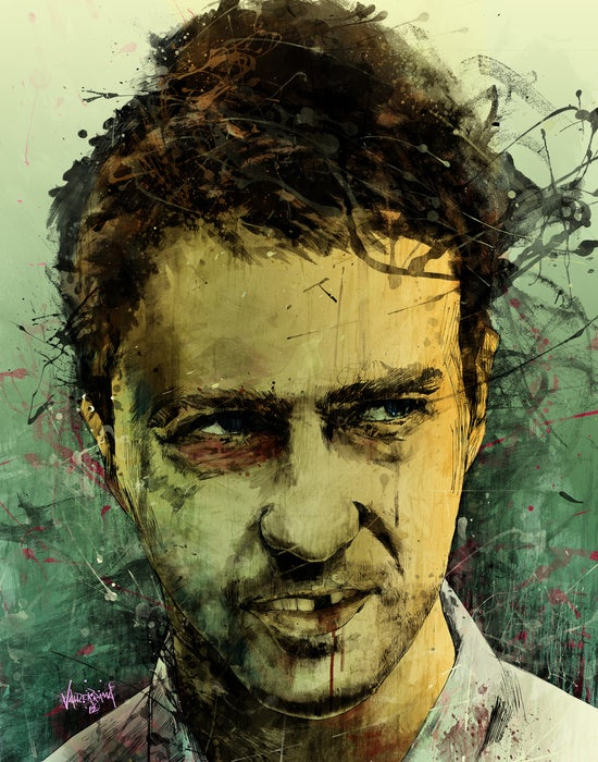 "Image of ""Schizo"" - Inspired by Fight Club"