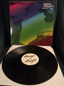 Image of Dwight Twilley 'Always' LP BLACK