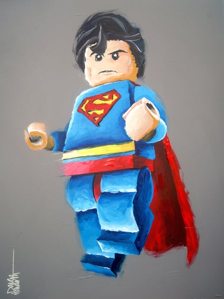 Image of Superman (Limited Edition Print)