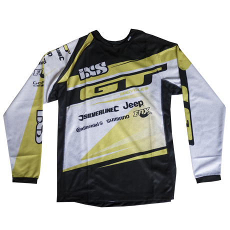 Image of Team Race Jersey Long Sleve 2015 - 25% off RRP