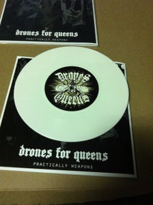 Image of Drones for Queens - Practically Weapons 7""