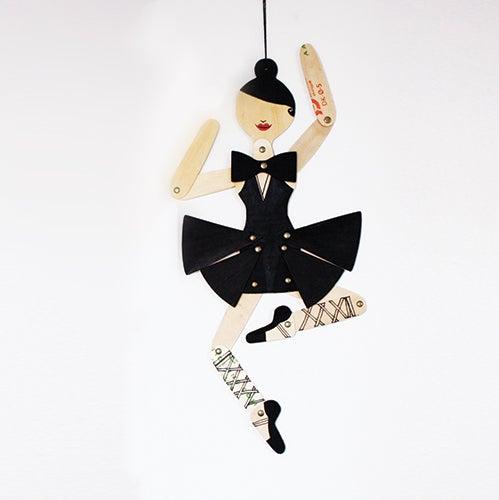 Image of BALLERINA / BLACK