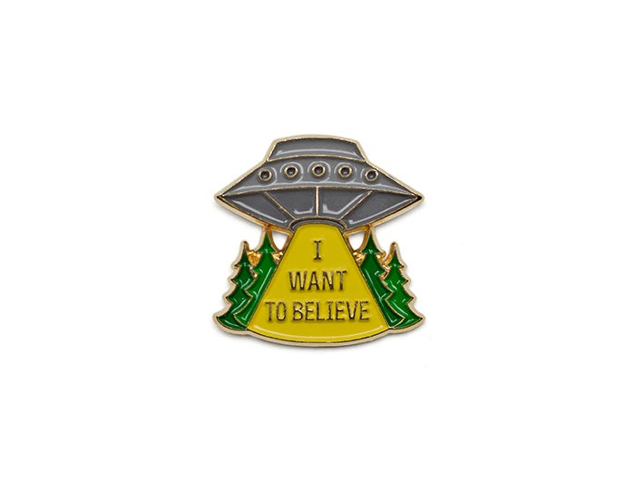 Image of X-Files Lapel Pin