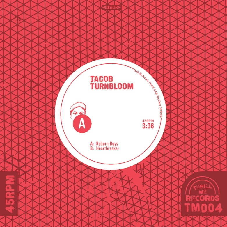 "Image of Jacob Turnbloom – Reborn Boys (7"")"