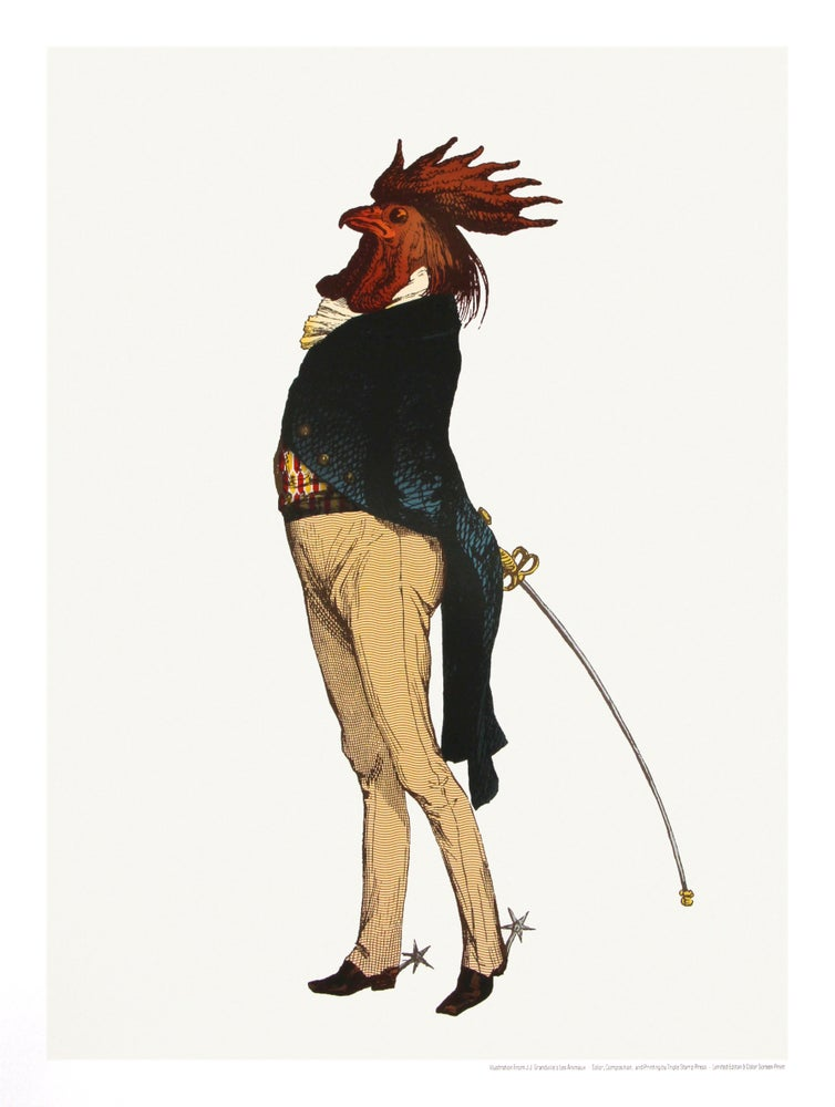 Image of The Duelist // The Grandville Series