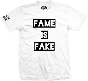 Image of 'FAME IS FAKE'