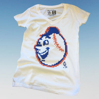 Image of Emoji Mr. Met (women's)
