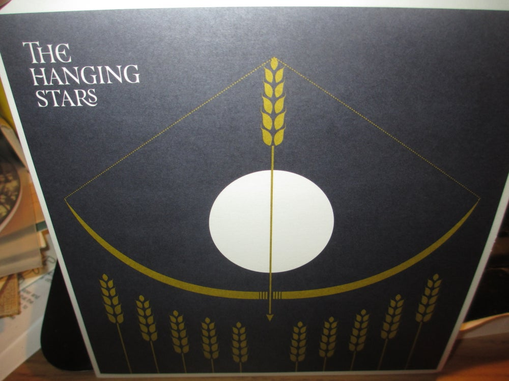"Image of The Hanging Stars- Golden Vanity UK Import 7"" GPS 122"