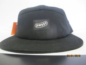 Image of 5 panel - black and white (og ) logo