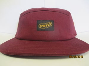 Image of 5 panel - maroon and gold (og ) logo